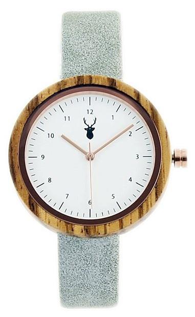Woodwear Dámské dřevěné hodinky Veronica