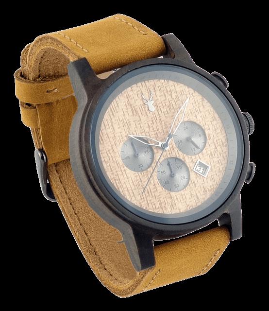 Woodwear Dřevěné hodinky Carl