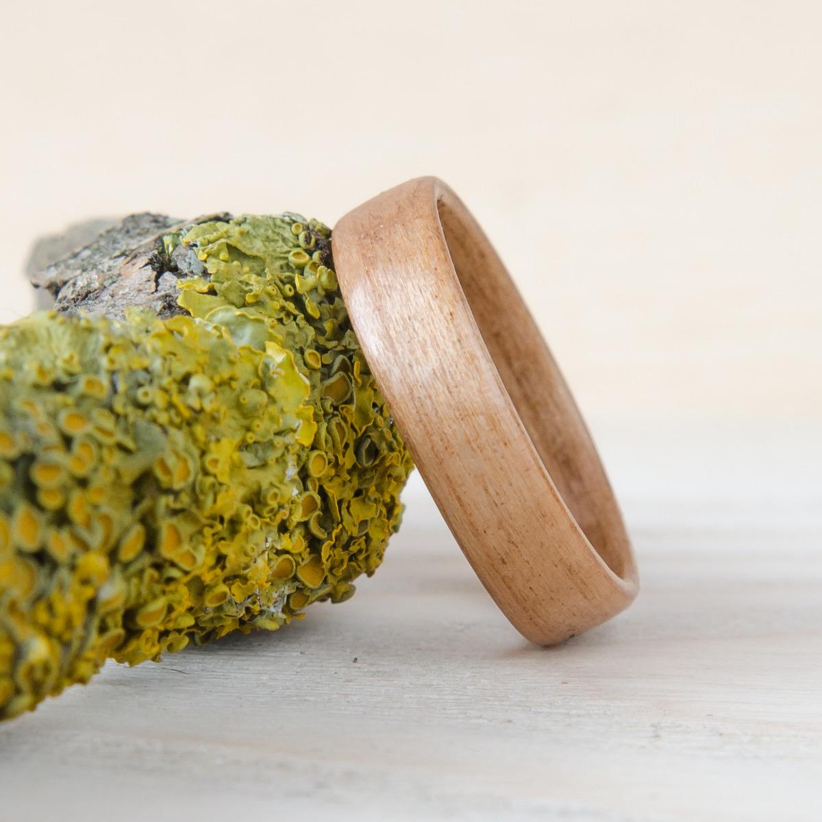 Nordwood Rings Dřevěný prstýnek CHERRY NWR244814