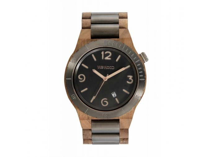 wewood watch alpha me nut rough gun rose