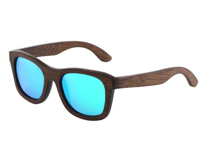 Sluneční brýle - modré