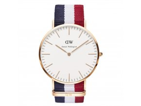 Daniel Wellington Classic Cambridge Rosegold Mens Watch DW00100003 1 6