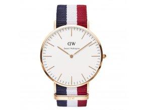 Daniel Wellington Classic Cambridge Rosegold Mens Watch DW00100003 1 6