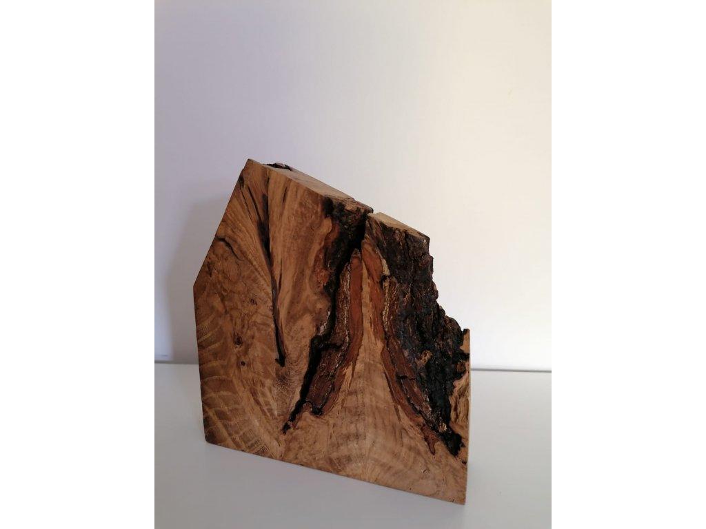 Dřevěný domek 16x13x4 cm