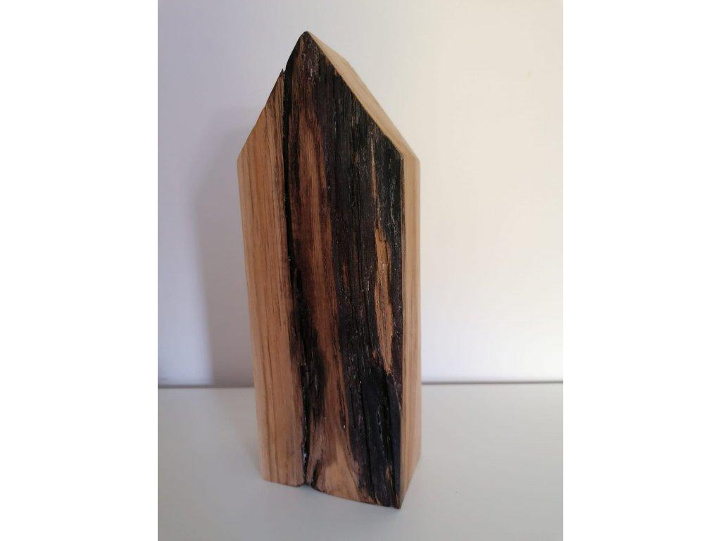 Dřevěný domek 22x8,5x4 cm