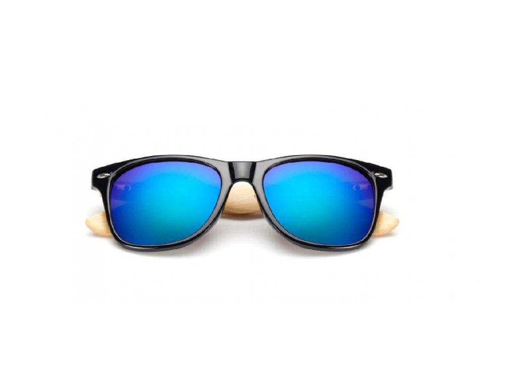 Dřevěné sluneční brýle 1