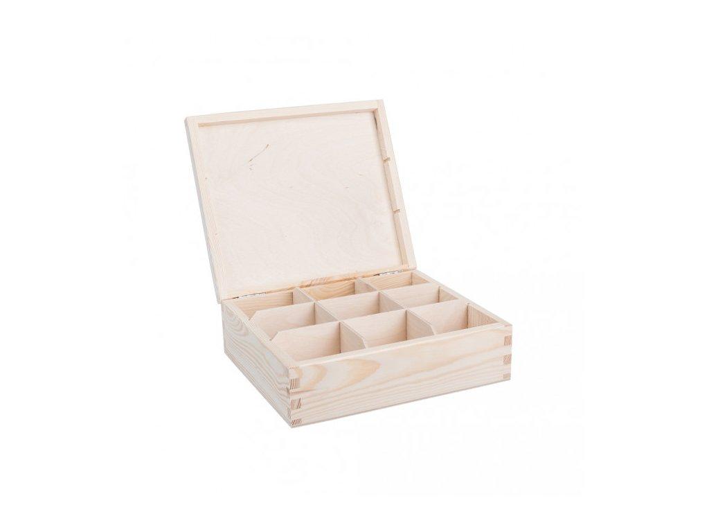 drevena krabicka na caj 9 prihradek 2 1000x665