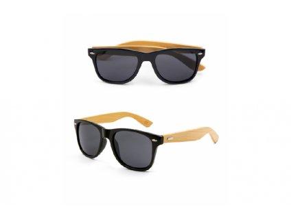 Dřevěné sluneční brýle 3