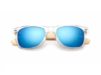 Dřevěné sluneční brýle 4