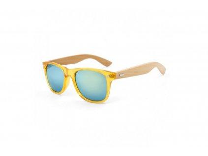 Dřevěné sluneční brýle 5