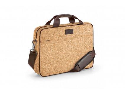 Korková taška na notebook