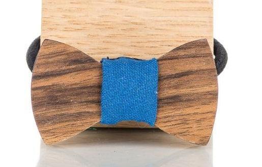 Dřevěné gumičky do vlasů