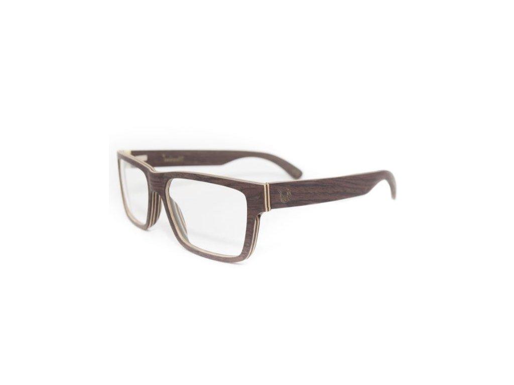Brýle dioptrické Square