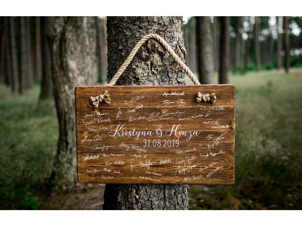 144 2 dreveny obraz na podpisy boho