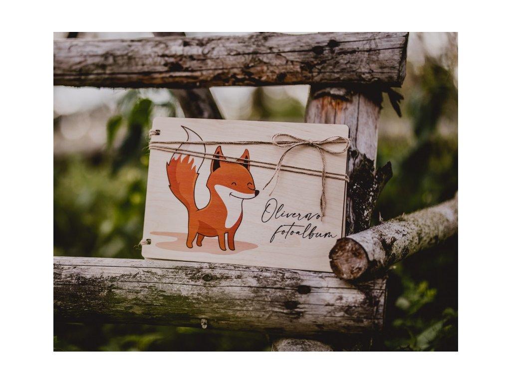 626 detske fotoalbum foxie (1)