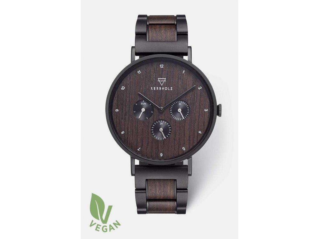 Caspar Black Steel Heritage Sandalwood front 1024x1024@2x