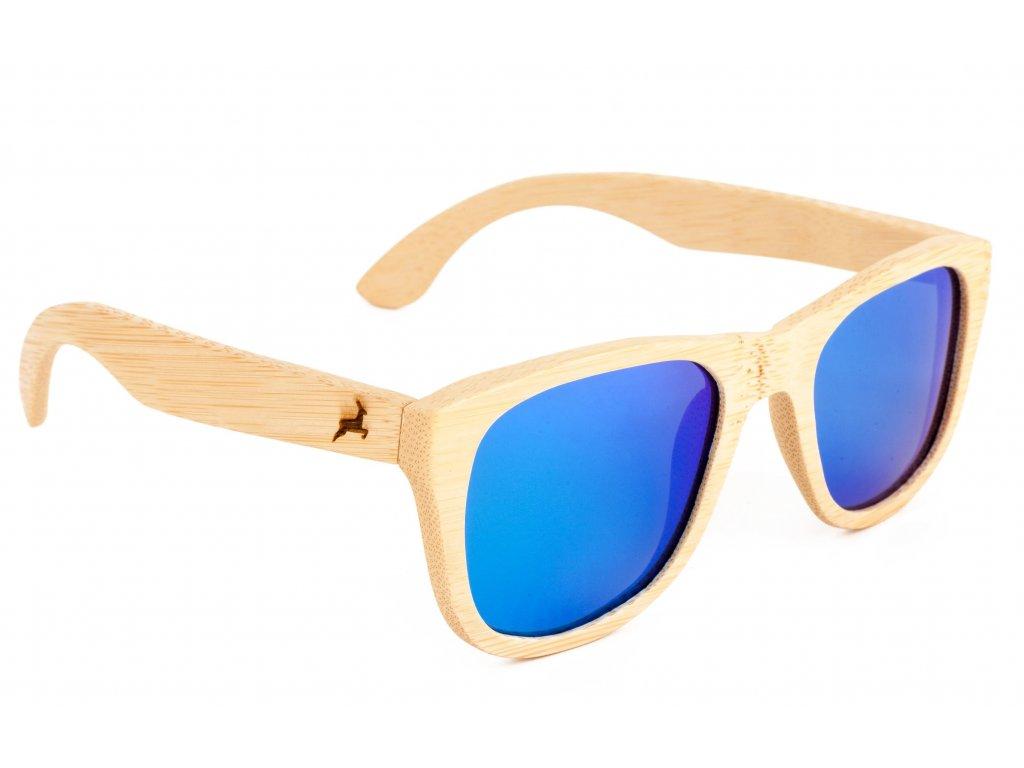 Dřevěné brýle Wildspitze