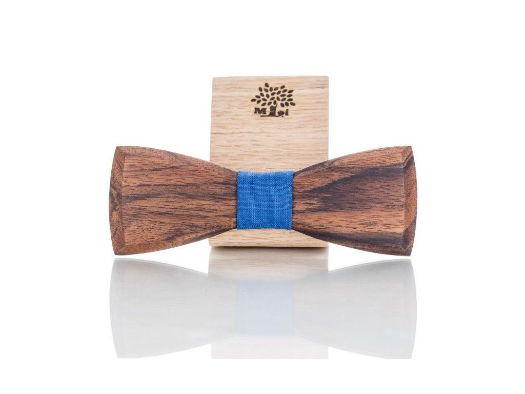 Dřevěný motýlek Playchiex