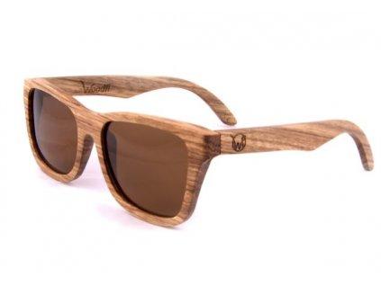 Sluneční brýle Zebrano