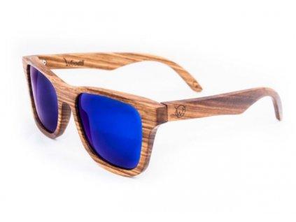 Sluneční brýle Zebrano M
