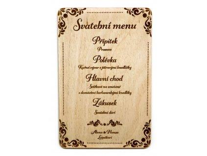 DOT menu