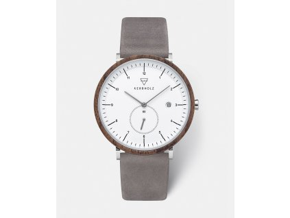 Anton Walnut Grey Front