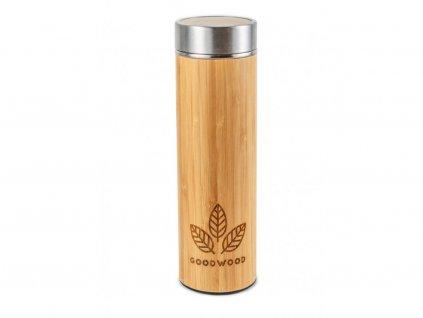 Dřevěná lahev GOODWOOD 450 ml
