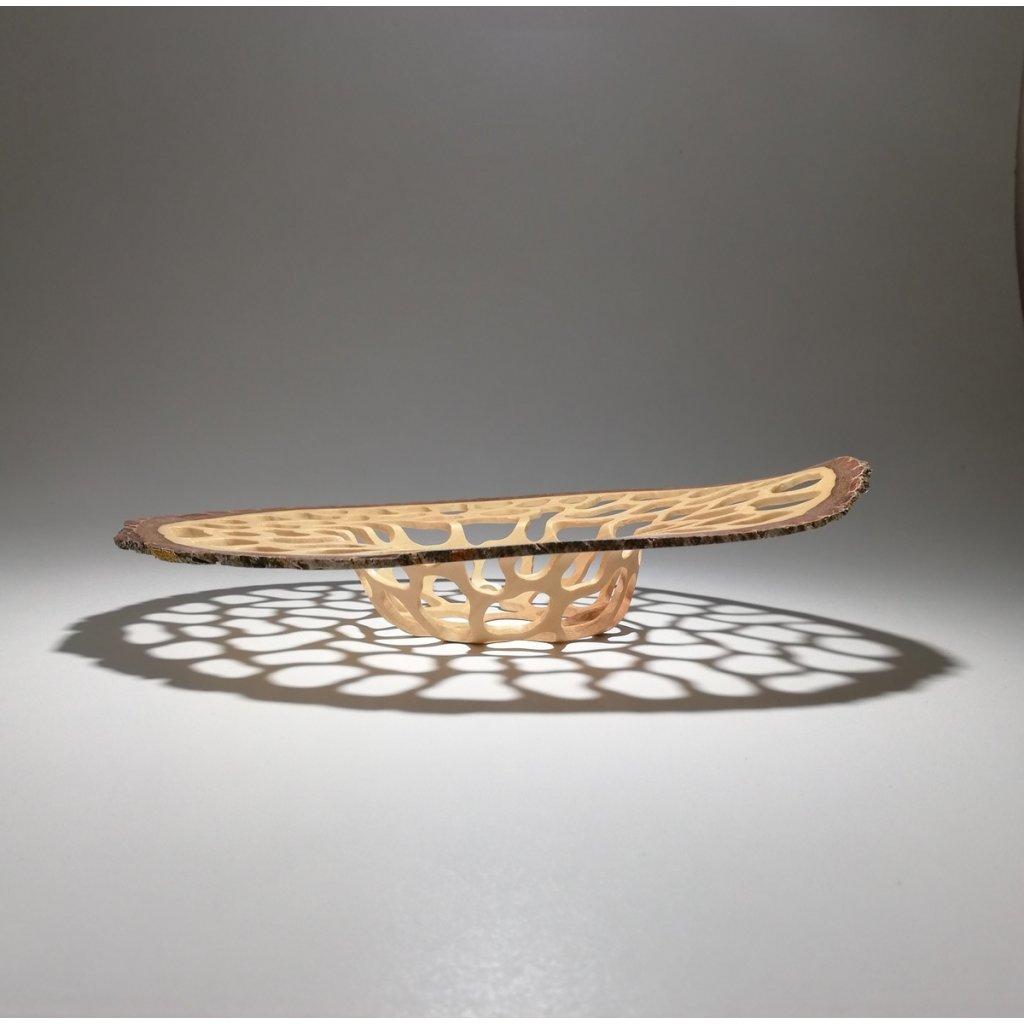 Dřevěná miska Hat