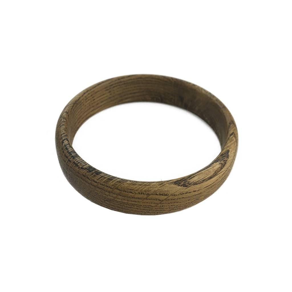 Dámský dřevěný náramek 1,8 cm Eliza, dub