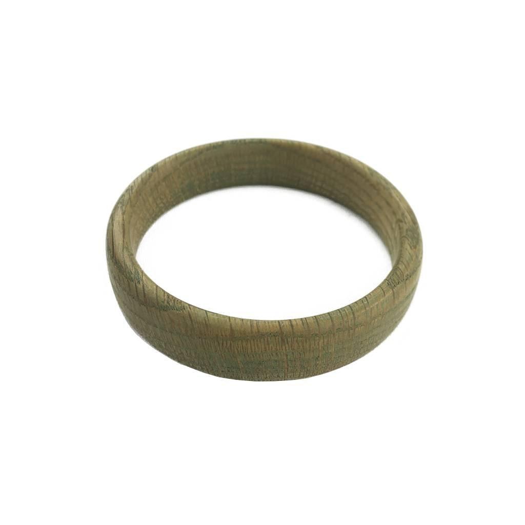 Dámský dřevěný náramek 1,8 cm Laura, dub