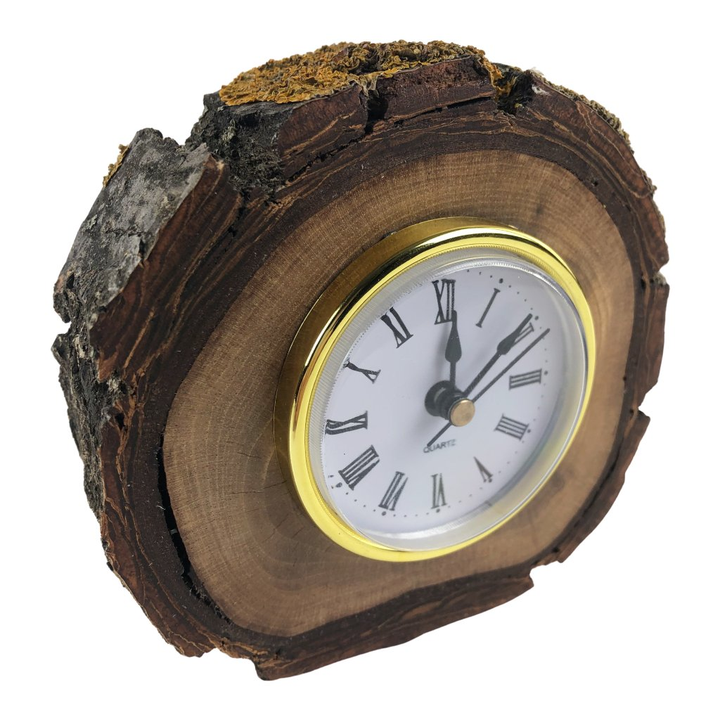 Dřevěné stolní hodiny Cruize