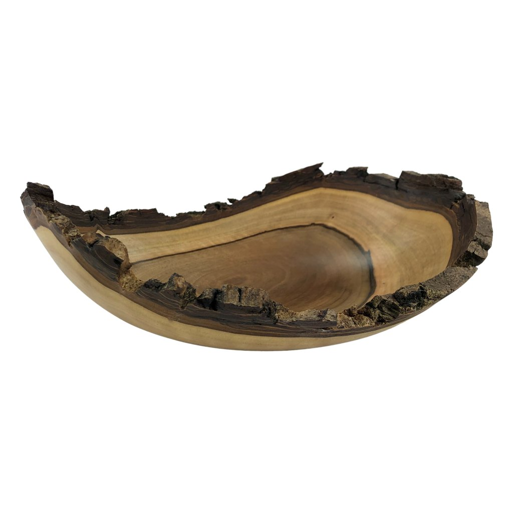 Dřevěná miska Cristina, ořech
