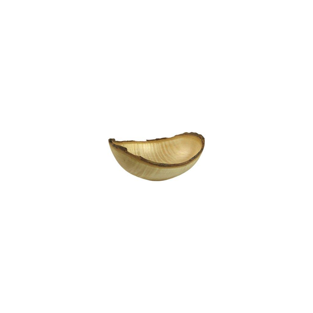 Dřevěná miska Jeremy, javor