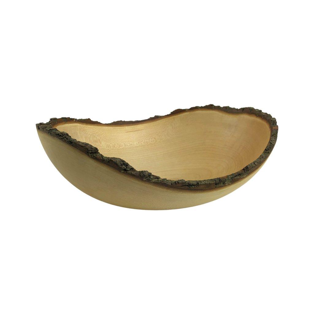 Dřevěná miska Courtney, javor