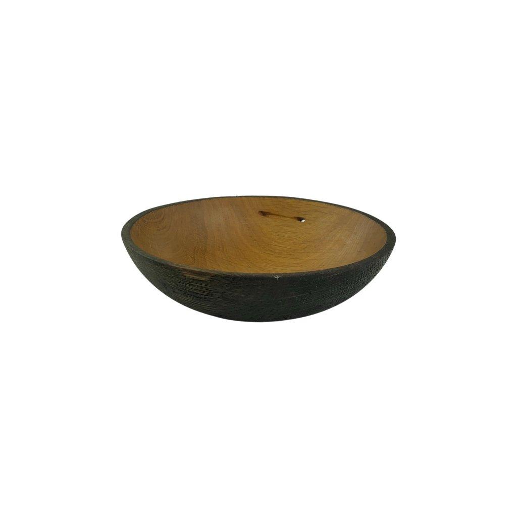 Dřevěná miska Black, dub
