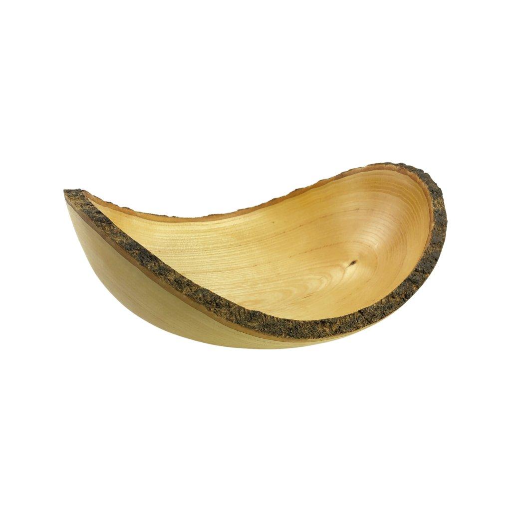Dřevěná miska George, jasan