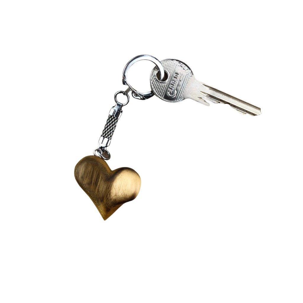 Dřevěná klíčenka Alexia