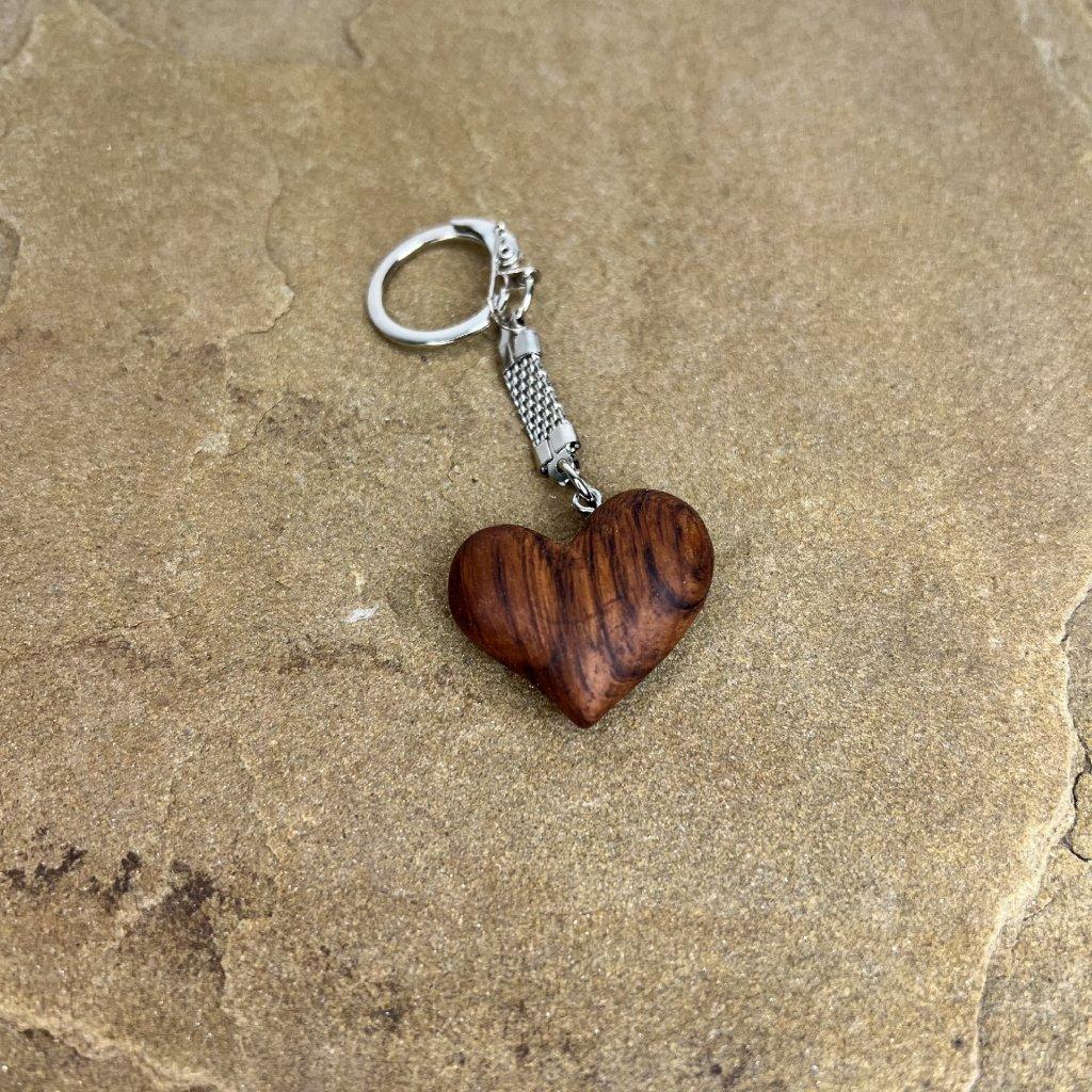 Dřevěná klíčenka Stacey
