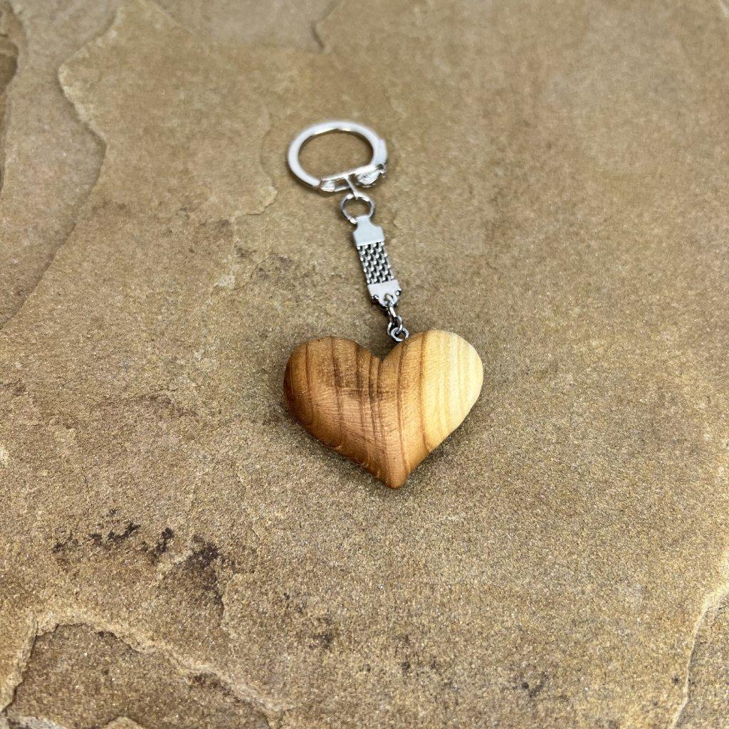Dřevěná klíčenka Muri