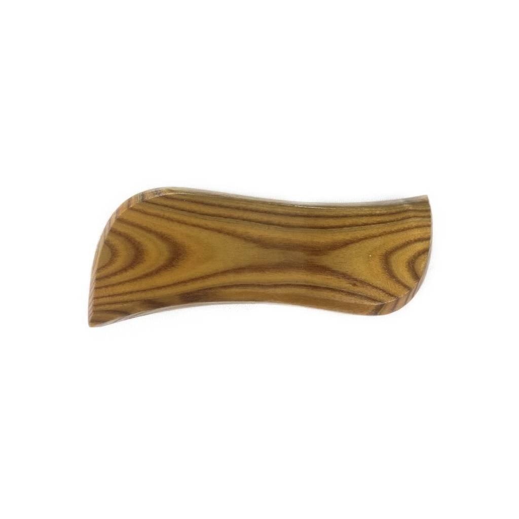 Dřevěná spona do vlasů Dorian