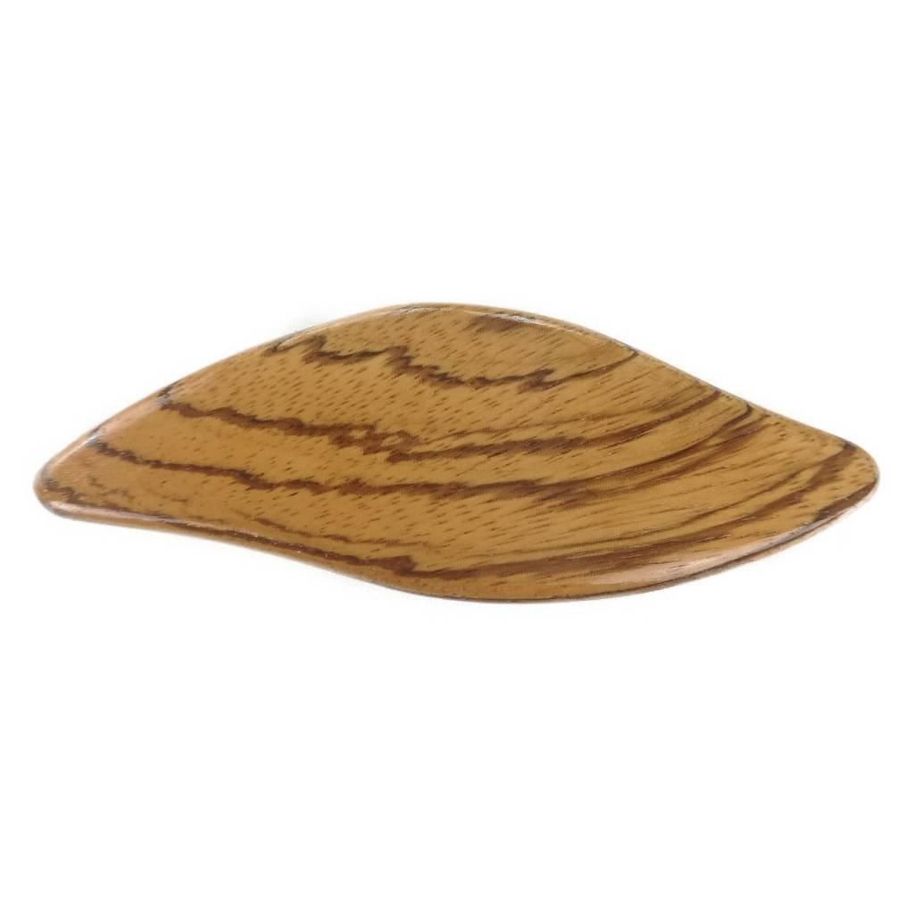 Dřevěná spona do vlasů Janette