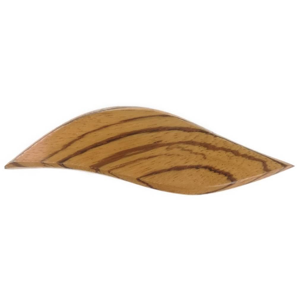 Dřevěná spona do vlasů Jocelyn