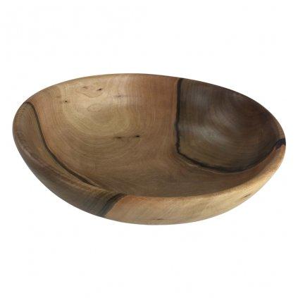 Dřevěná miska Sandar, ořech