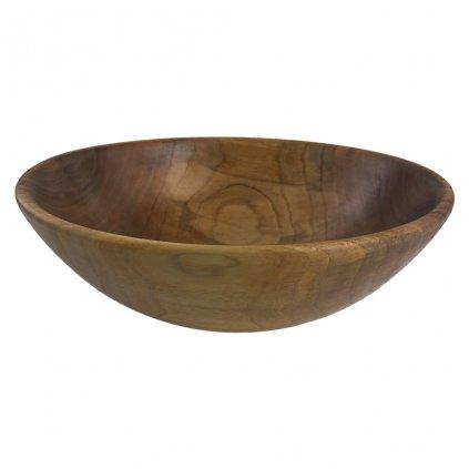 Dřevěná miska Lopez, ořech