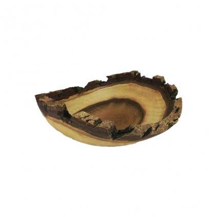 Dřevěná miska Isabella, ořech