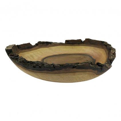 Dřevěná miska Serena, ořech