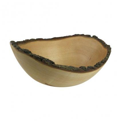 Dřevěná miska Lauren, javor