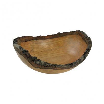 Dřevěná miska Khloe, třešeň