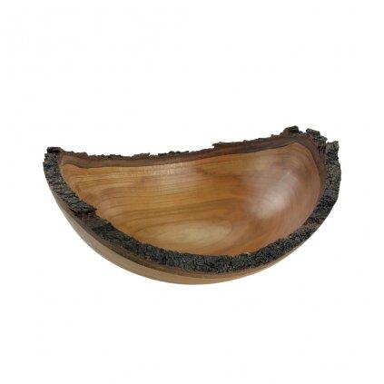 Dřevěná miska Zaria, třešeň