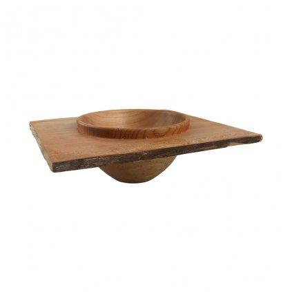 Dřevěná miska Killian, třešeň